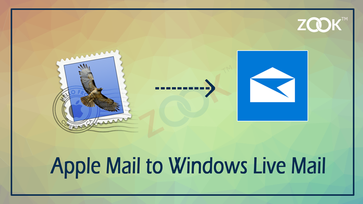 How to Export Apple Mail to Windows Live Mail to Migrate