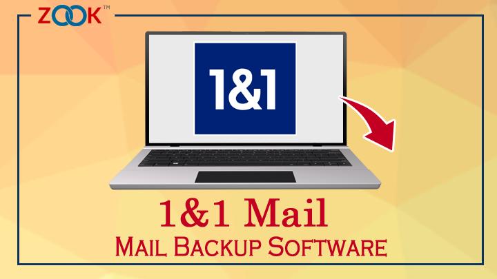 1&1 IONOS Webmail Backup Tool to Backup & Export 1and1