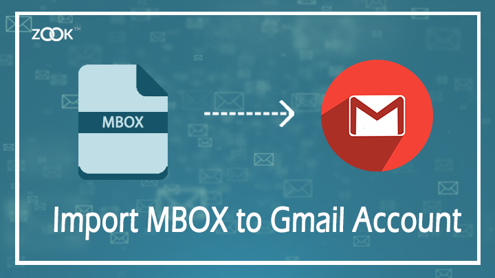 how to upload    import mbox file into gmail account
