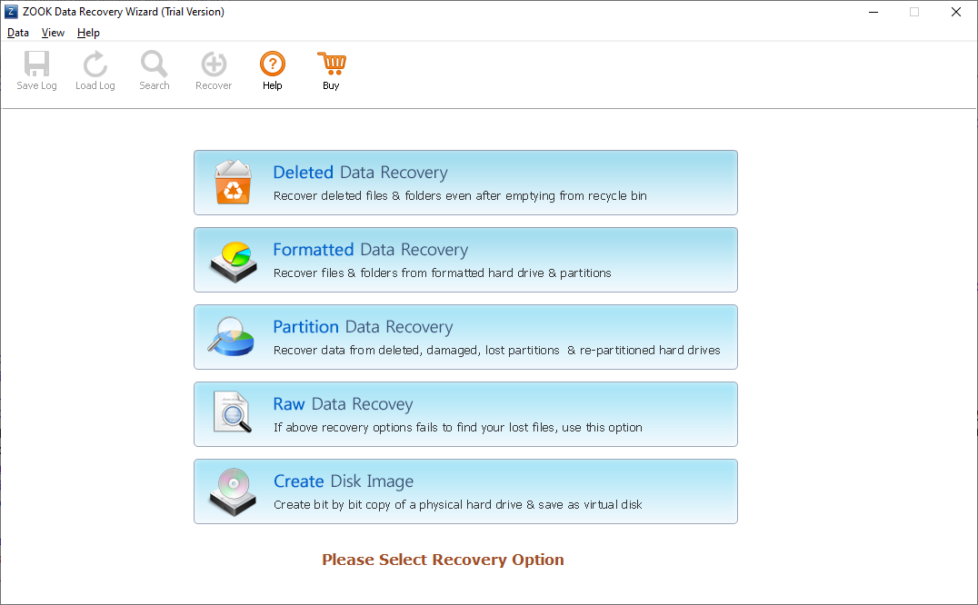 ZOOK Data Recovery Software